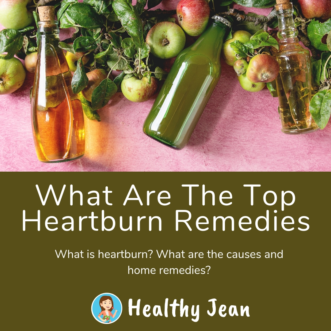 What Are The Top Heartburn Remedies