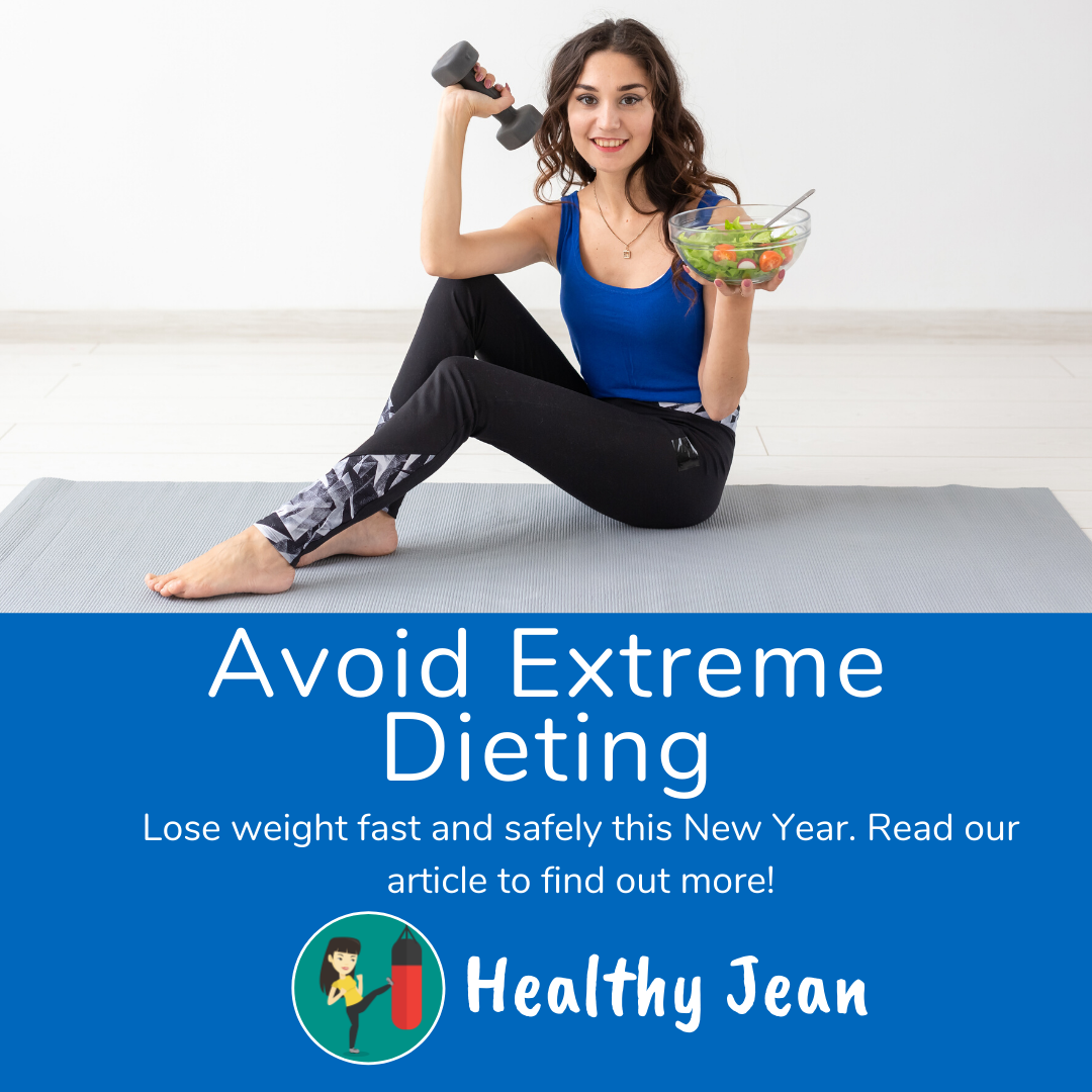 Avoid Extreme Dieting