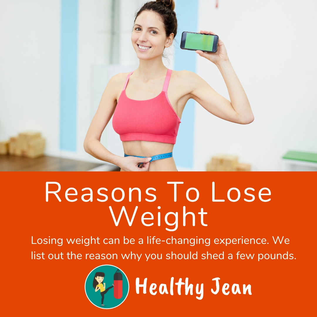 reasons to lose weight share image